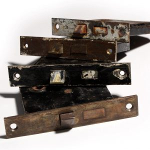Antique Mortise Locks for Skeleton Keys-0