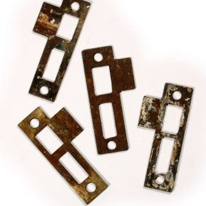 Antique Strikeplates for Mortise Locks-0