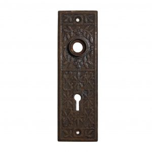 Antique Eastlake Doorplates by Lockwood, c. 1900-0