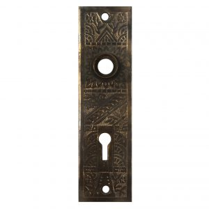 "Antique ""Windsor"" Doorplates by Reading Hardware"