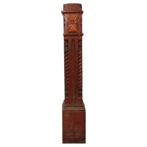 Reclaimed Boxed Newel Post