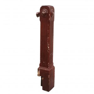 Reclaimed Antique Newel Post, c. 1890-0