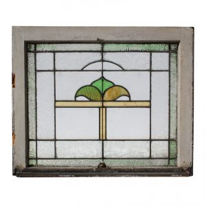 Antique American Stained Glass Windows, Early 1900s-0