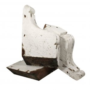Reclaimed Antique Corbels, Late 19th Century-0