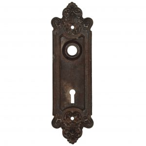 "Antique ""Truro"" Doorplates by Sargent c.1905-0"