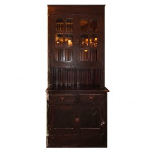 Antique Butler's Pantry Cabinet, c. 1920