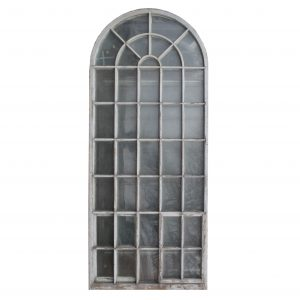 Antique 11' Arched Palladian Windows, c. 1910-0