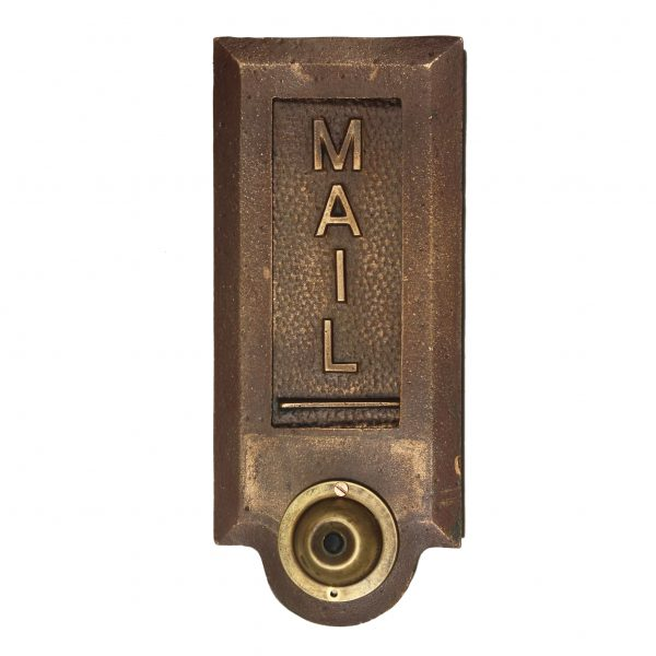 Vertical Letter Slot, Antique Hardware-0