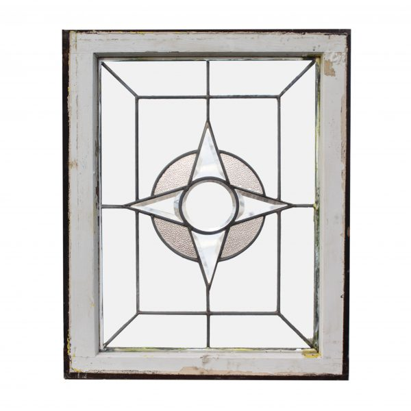 Reclaimed Antique American Leaded Glass Windows-0