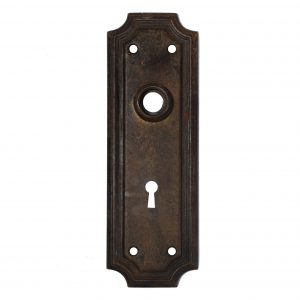 Antique Arts and Crafts Door Plates, c. 1910's-0
