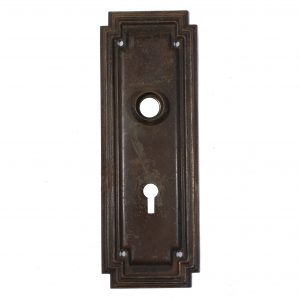 Antique Arts & Crafts Doorplates-0