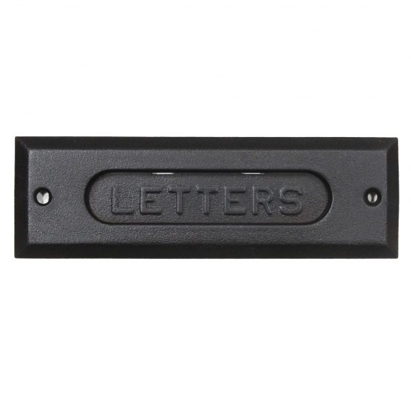"""Antique """"Letters"""" Slot, Early 1900's-0"""
