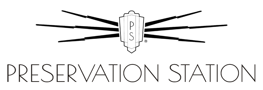 The Preservation Station logo