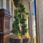 Incorporating Architectural Elements into Your Christmas Décor